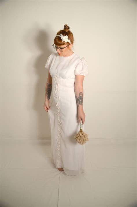 Hochzeitskleider Sale by Vintage Hochzeitskleid Quot Madita Quot Oma Klara