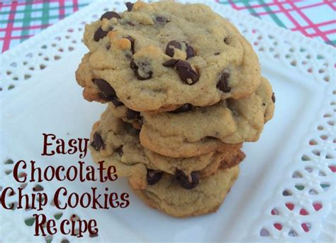 easy cookie recipes 103 best recipes for chocolate chip cookies cake mix creations bars and treats everyone will books easy recipes for chocolate chip cookies