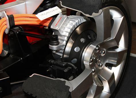 Motorrad Fahren Hinten by Datei Honda Fcx Rear In Wheel Motor Honda Collection