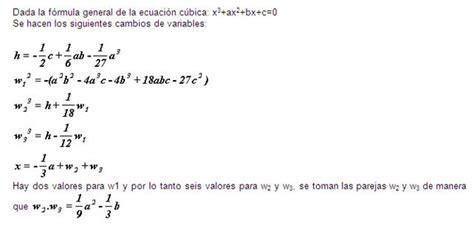 gerolamo cardano ecuacion cubica el algebra en el renacimiento y las contribuciones de