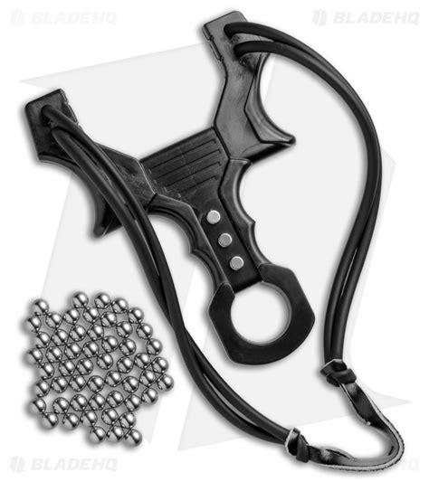 yshoot slingshot yshoot slingshot starter pack w 6mm steel marbles blade hq