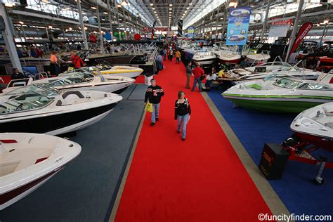 boat and travel show indianapolis indiana ford 60th annual indianapolis boat sport and travel show