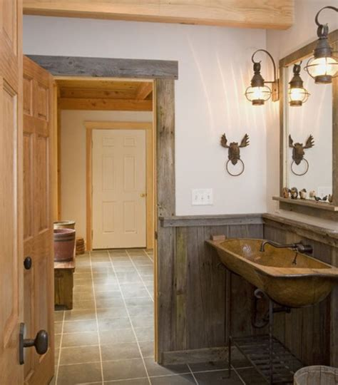 country looking bathrooms country style bathrooms with character and comfort