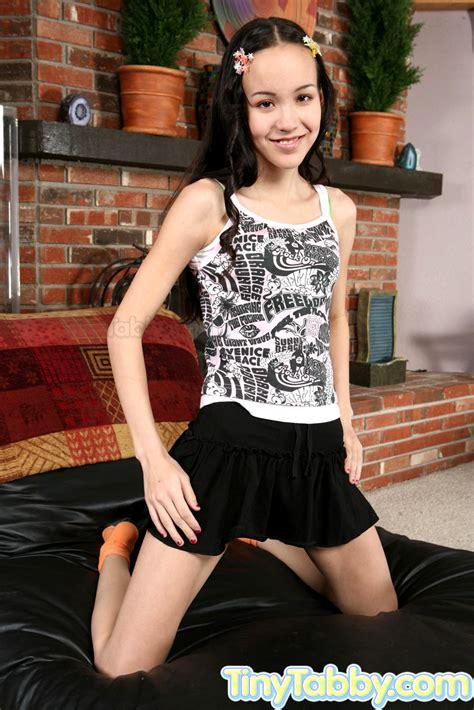 Babe Today Tiny Tabby Amai Liu Tiny Tabby Spring Thin