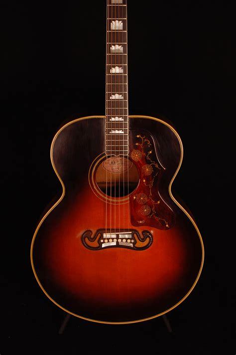 Gibson J-200 1958 | Woodstock Guitars J 200