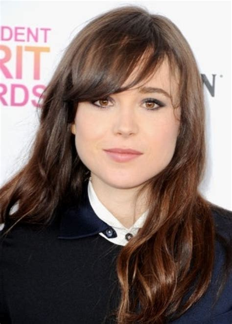 brunette hairstyles with bangs 2014 16 stunning celebrity hairstyles to frame your face shapes