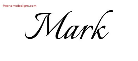 mark archives page 3 of 3 free name designs