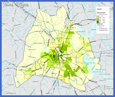 metro maps nashville nashville davidson metro map toursmaps
