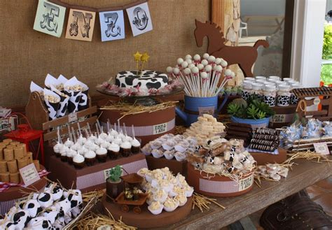 Top Sports Bars In Dallas Cowboy Themed First Birthday Party Corner Stork Baby