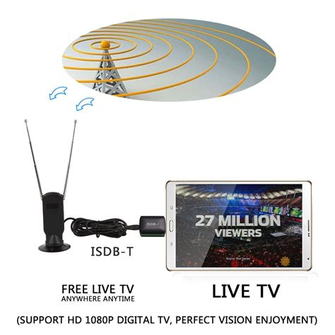 d203 android isdb t tv receiver