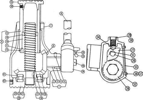 Hydraulic Floor Parts by Floor Parts And Hydraulic Floor Parts Diagram Car