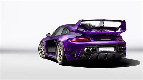 porsche gemballa 911 2017 gemballa porsche 911 turbo has an avalanche of horsepower