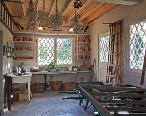 shed interior ideas shed design tips for your potting shed shed diy plans