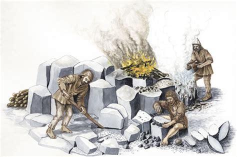 wann war die bronzezeit nutzung der vulkane abbaugeschichte jungsteinzeit