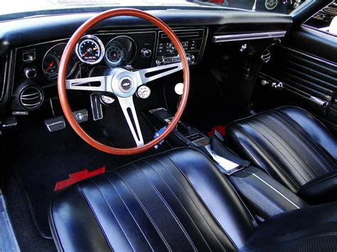 1969 Chevelle Interior by 1969 Chevelle Ss Pictures Interior Specs