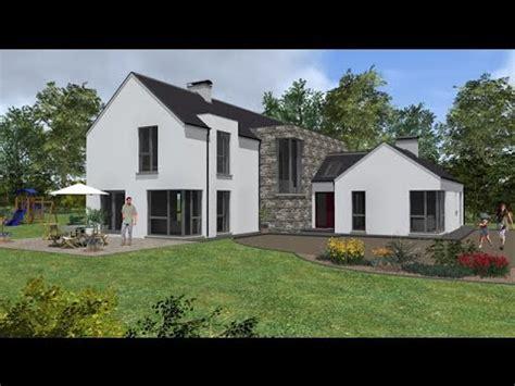 irish house plans irish house plans type mod049 youtube