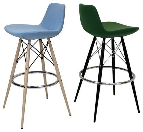bar stools orange county pera mw stool by sohoconcept contemporary bar stools