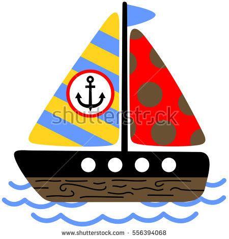 cartoon sailboat vector cartoon sailboat stock images royalty free images