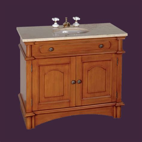 37 Bathroom Vanity 37 Bathroom Vanity Marble Sink Travertine Counterop