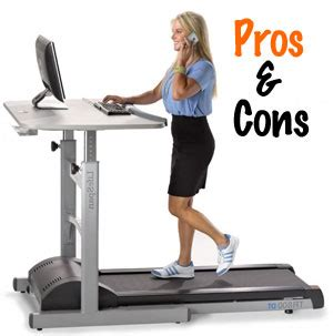 pros and cons of standing desk 2 cheap an simple desk treadmills for your home office