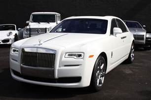 Roll Royce Ghost Rolls Royce Wraith South Rentals