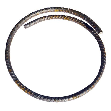 3 8 in x 8 in diameter rebar ring 00399 the home depot