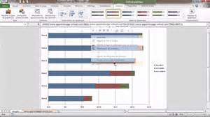excel diagramme de gantt youtube