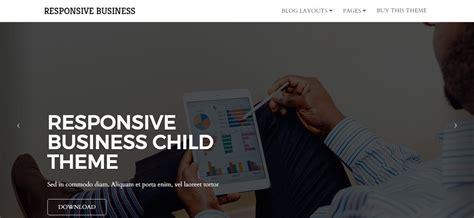 flatline responsive business wordpress theme themes responsive business theme review and in depth analysis