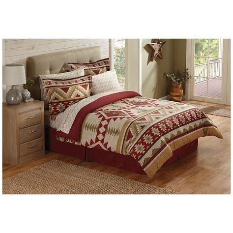 southwest comforters castlecreek southwest bed set 667188 comforters at