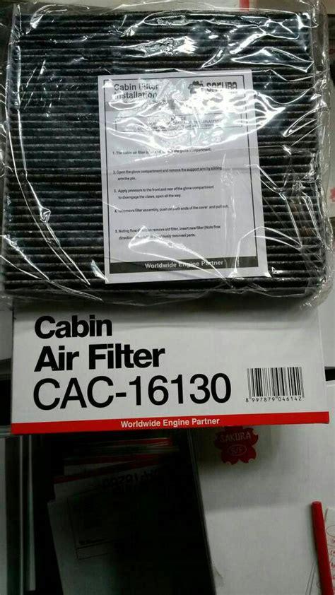 Filter Ac Kabin Carbon Ertiga Apv Ayla Agya Grandmax 07 23 16 wearetheparsons