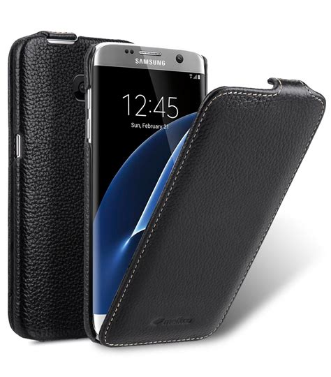 Melkco Premium Leather Jacka Type For Samsung Galaxy S3 Bla 1 samsung galaxy s7 edge mobile cases cellphone genuine leather vertical