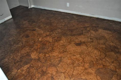 brown paper bag floor on concrete and wood a simple guide