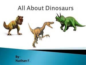 dinosaur powerpoint activity k 5 computer lab technology