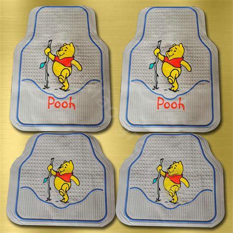 Car Anti Slip Mat Winnie The Pooh Buy Wholesale Winnie The Pooh Universal Automobile Carpet