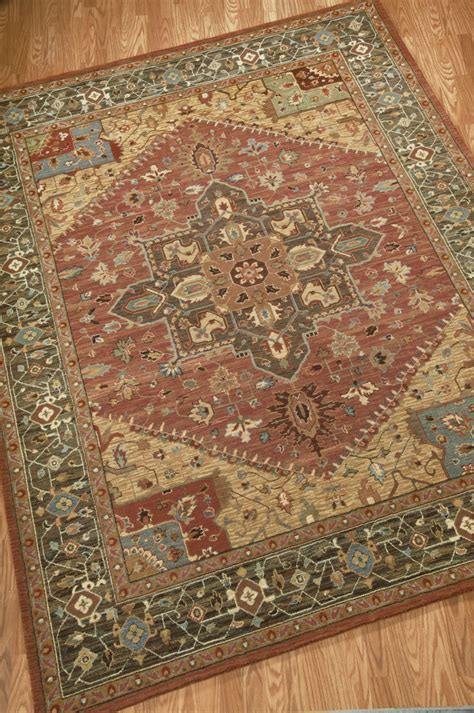 nourison rugs sale living treasures li01 rust rug by nourison nourison designer days sale nourison living
