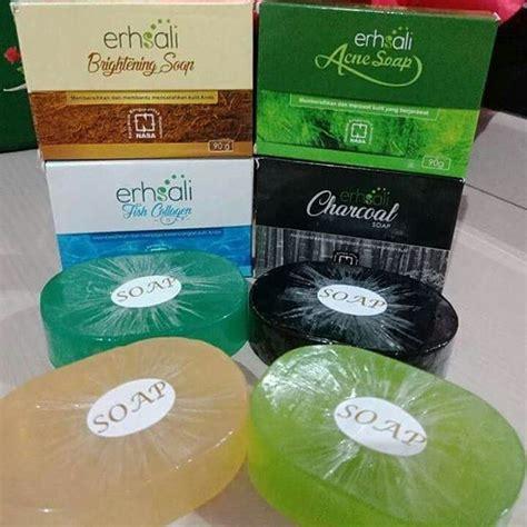 Jual Sabun Muka Pepaya jual erhsali soap pemutih surabaya