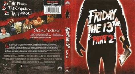 Friday The 13th The 2dvd Top 10 Friday The 13th Ranked The Ghost Diaries