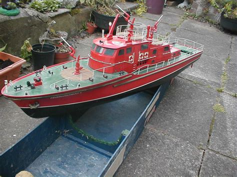 model boats rc ebay robbe dusseldorf fireboat my r c model boat site