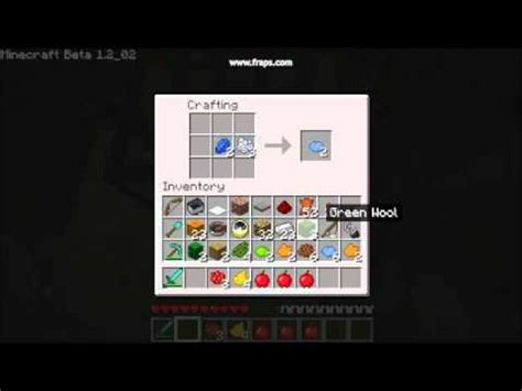How To Make Light Blue minecraft how to make orange light blue n lime green