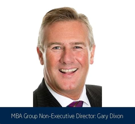 Mba N17 0hw by Mba Welcomes New Board Member Appointments Gary