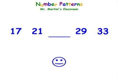 pattern math online games number patterns sequences gallery