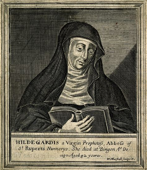 hildegard of bingen and musical reception the modern revival of a composer books hildergard bingen the ancient to the modern world