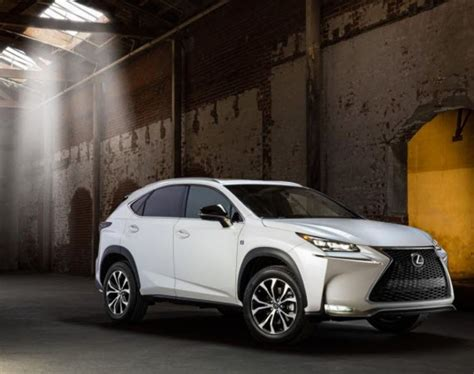 lexus crossover 2015 2015 lexus nx luxury compact crossover freshness mag