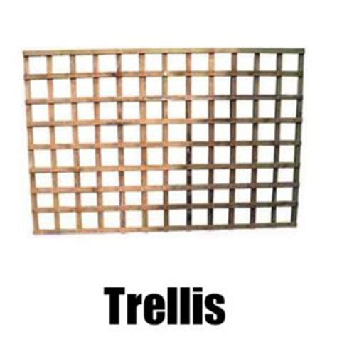 Trellis Suppliers fencing timber concrete fence panels trellis chiltern timber