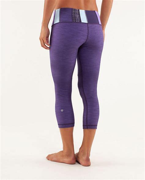 Lululemon Detox by Lululemon Wunder Crops Best Workout Clothes