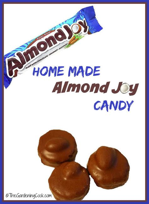 home made almond recipe the gardening cook