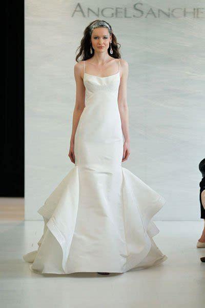Setelan Gaun Pengantin Ekor 5 gaun pengantin tercantik model duyung dunia wanita