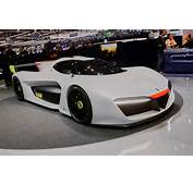 Pininfarina H2 Speed Concept Is An Eco Friendly Race Car