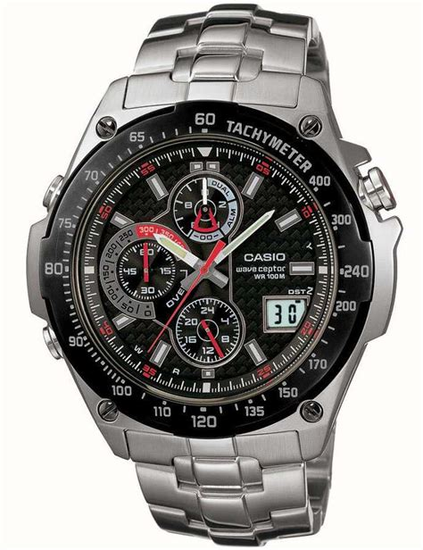 casio edifice wave ceptor wvq dbe aver  class watches