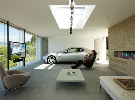 ultimate garage designs maserati has found the ultimate architectural garage in the united states